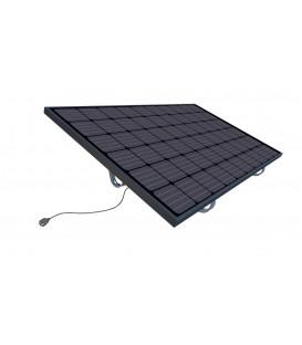 325 Wp Sonnenkraftwerk mit Schukostecker zum Einspeisen in die normale Steckdose