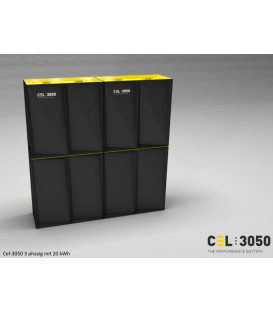 6 kWh - 20 kWh LTO Hochleistungs-Stromspeicher