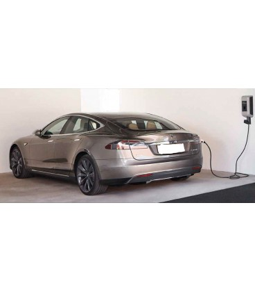 Stromladestation Elektro-Auto Wallbox